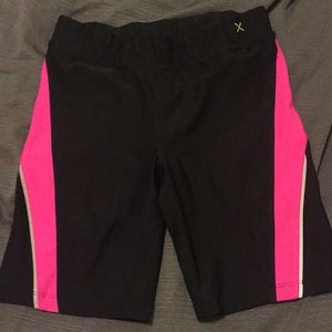 Version Fitted Spandex Short